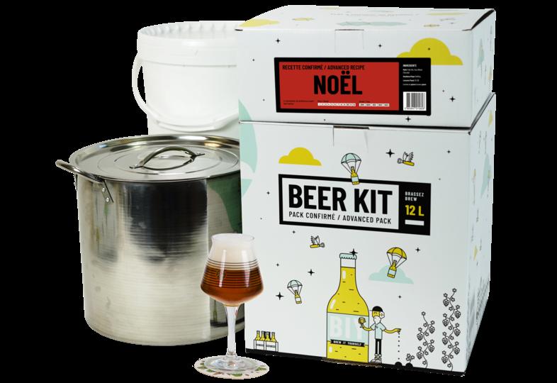 Kit à bière tout grain - Beer Kit Confirmé Bière de Noël
