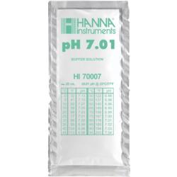Accessoires du brasseur - Solution tampon pH 7,01 - sachet de 20 mL