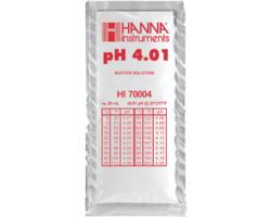 Accessoires du brasseur - Solution tampon pH 4,01 - sachet de 20 mL
