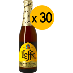 Gifts - Pack 30 Leffe Blonde
