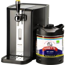 Tireuse à bière - Pack Tireuse Perfectdraft Ginette Bio