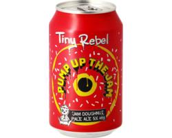 Flaskor - Tiny Rebel Pump Up the Jam