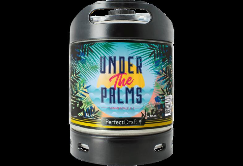 Fusti di birra - Fusto 6L Under the Palms