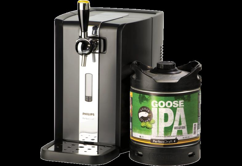 Tireuse à bière - Pack Tireuse Perfectdraft Goose Island IPA