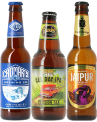 GIFTS - Pack 3 bières IPA