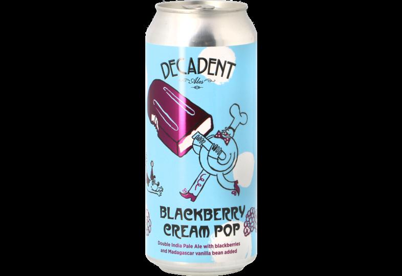 Bouteilles - Decadent Ales Blackberry Cream Pop