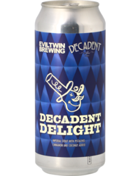 Bouteilles - Decadent Ales / Evil Twin Decadent Delight