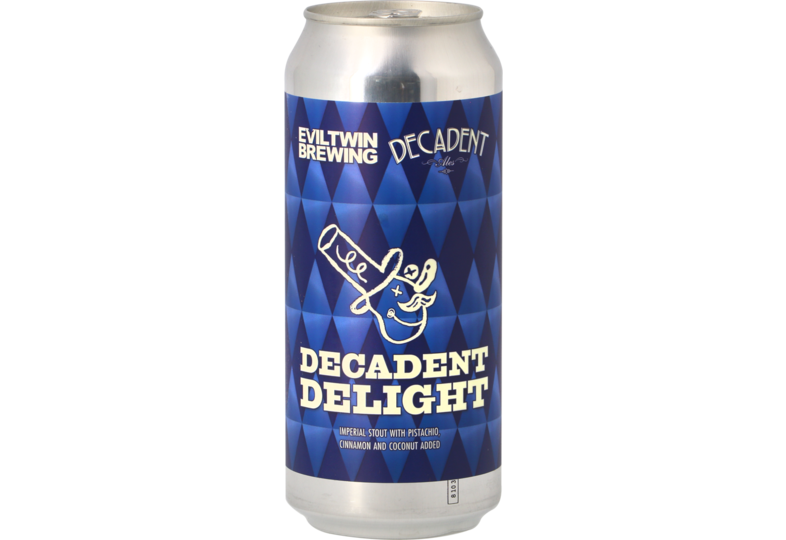 Bouteilles - Decadent Ales / Evil Twin Decadent Delight