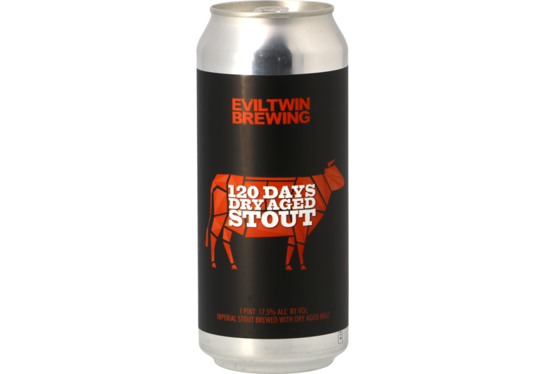 Bouteilles - Evil Twin 120 Days Dry Aged Stout