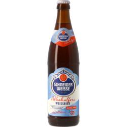 Bouteilles - Schneider Weisse Mein Alkoholfrei - Tap 3