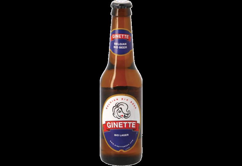 Bottiglie - Ginette Natural Lager Bio