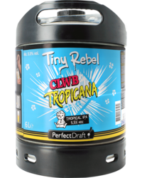 Kegs - Fût 6L Tiny Rebel Clwb Tropicana