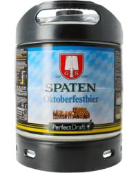 Fûts de bière - Fût 6L Spaten Oktoberfestbier