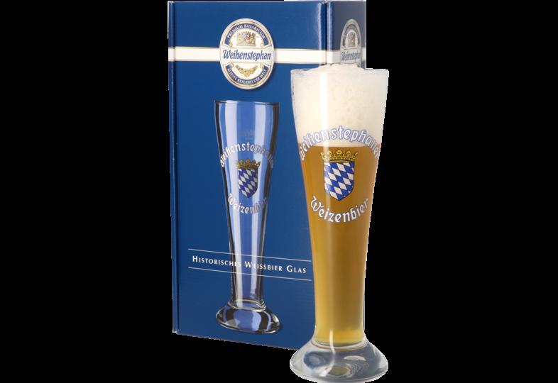 Verres à bière - Verre Weihenstephaner Historique - 50 cl