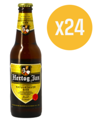 Bottled beer - Hertog Jan Pilsner - 24 pack