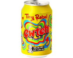 Bouteilles - Tiny Rebel Cwtch - Canette