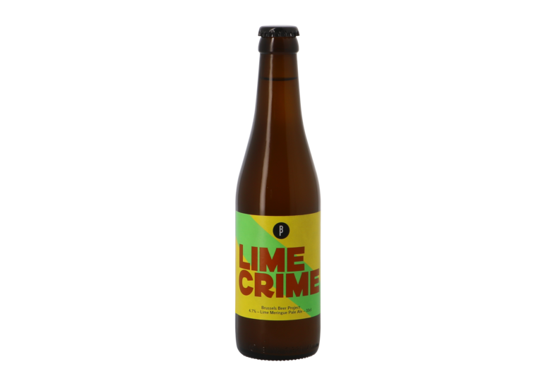 Bouteilles - Brussels Beer Project Lime Crime