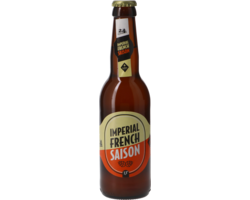 Bottled beer - Imperial French Saison