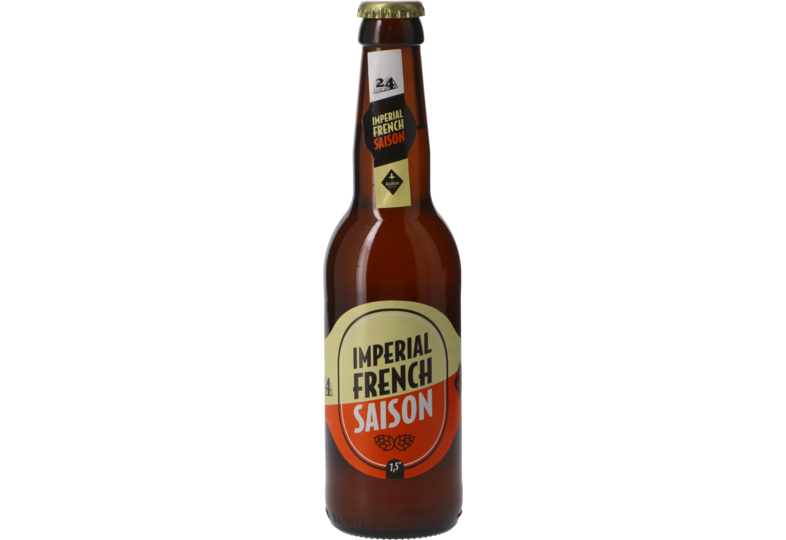 Bouteilles - Page 24 / Au Baron Imperial French Saison