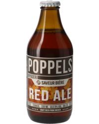 Bottled beer - Poppels Red Ale