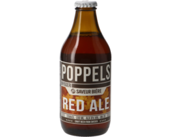 Bouteilles - Poppels Red Ale