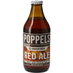 Flaskor - Poppels Red Ale