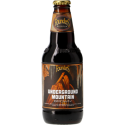 Botellas - Founders Underground Mountain Brown