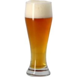 Ölglas - Verre neutre weissbier 30 cl