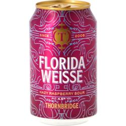Bottled beer - Thornbridge Florida Weisse