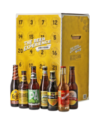 Bottled beer - The Beer Experience Box - 24 beers