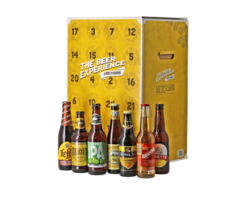 Bottled beer - The Beer Experience Box