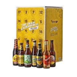 Flessen - Bier Adventskalender - 24 stuks - biercadau