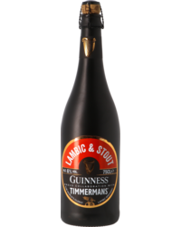 Bottled beer - Timmermans x Guinness - Lambic and Stout