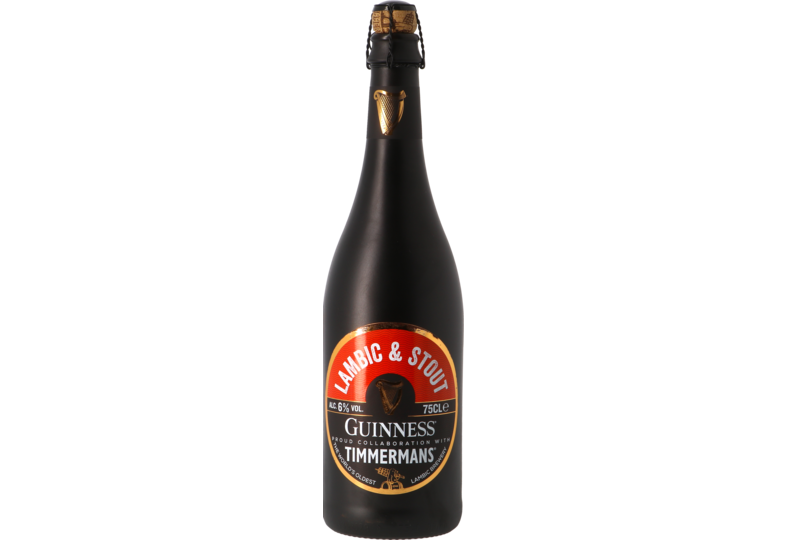 Bouteilles - Timmermans / Guinness - Lambic and Stout