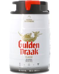 Fûts de bière - Fût 5L Gulden Draak Fontaine SPI