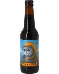 Bottled beer - La Débauche Catzilla