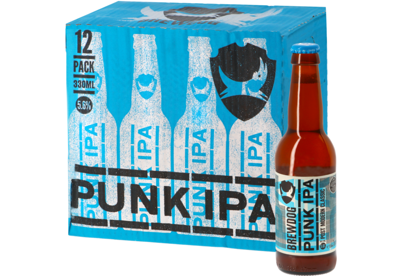 Big packs - Big Pack Brewdog Punk IPA - 12 bières