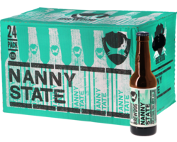 Botellas - Big Pack Brewdog Nanny State x24
