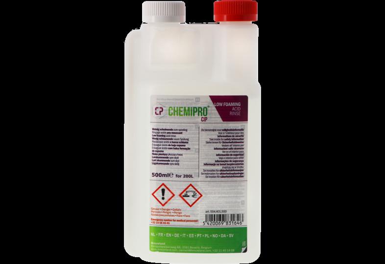 Produits de nettoyage - Chemipro CIP 500 mL