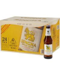 Bouteilles - Big Pack Singha - 24 bières