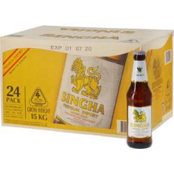 Botellas - Big Pack Singha x24