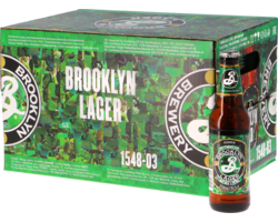 Big packs - Brooklyn Lager Big Pack - 24x35.5cl