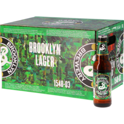 Big pack - Brooklyn Lager Big Pack - 24x35.5cl