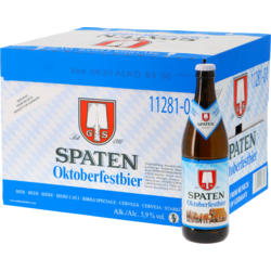 Big packs - Big Pack Spaten Oktoberfestbier x20