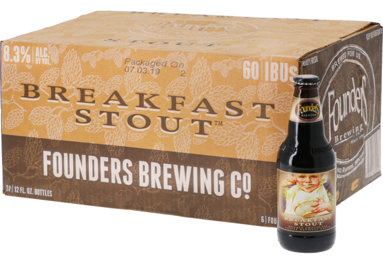 Bouteilles - Big Pack Founders Breakfast Stout - 24 bières
