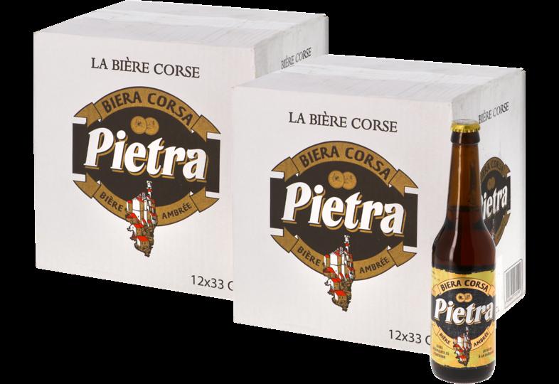Bouteilles - Big Pack Pietra - 24 bières