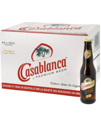 Bottled beer - Big Pack Casablanca