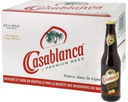 Bouteilles - Big Pack Casablanca - 24 bières