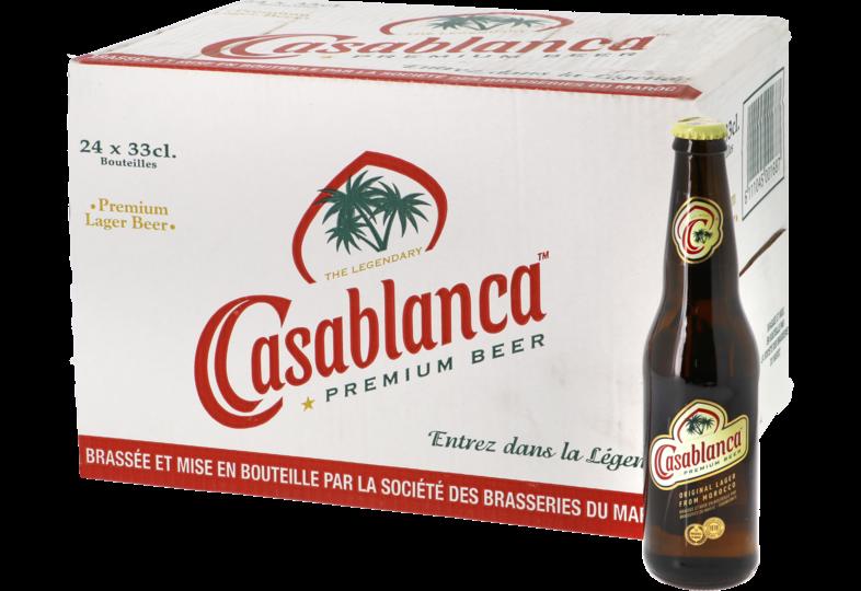Flessen - Casablanca Pils Big Pack - 24 stuks