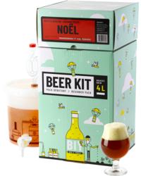 Kit de bière tout grain - Beer Kit Débutant, je brasse une bière de Noël